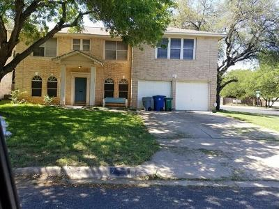 Austin Single Family Home For Sale: 7500 Lobelia Dr