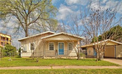 Single Family Home Pending - Taking Backups: 401 N Pleasant Valley Rd