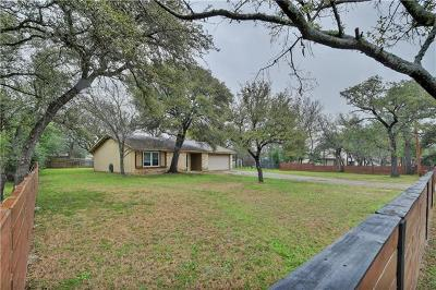Leander Single Family Home For Sale: 407 Sioux Trl