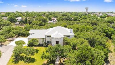 Round Rock Single Family Home Pending - Taking Backups: 3601 Gattis School Rd