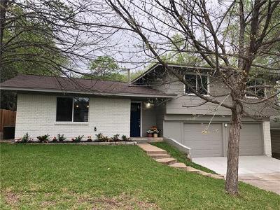 Single Family Home For Sale: 2600 Lehigh Dr