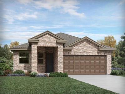 Manor Single Family Home For Sale: 14001 Kira Ln