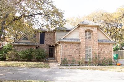 Rockdale TX Single Family Home For Sale: $245,000