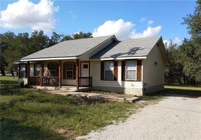 Spicewood Single Family Home For Sale: 300 Coventry Rd