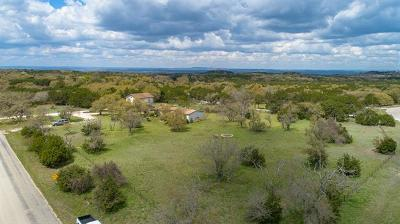 Dripping Springs Single Family Home For Sale: 1700 Bell Springs Rd