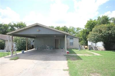 Austin Multi Family Home For Sale: 5307 Spring Meadow Rd