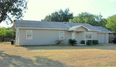 Burnet County Single Family Home For Sale: 612 Oak Ln