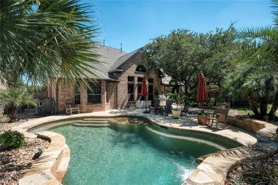 Travis County, Williamson County Single Family Home Pending - Taking Backups: 3428 Tourmaline Trl