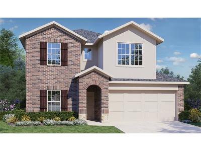 Cedar Park Single Family Home For Sale: 1501 Cedrus Rd