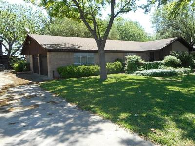 Williamson County Single Family Home For Sale: 805 S Willis St