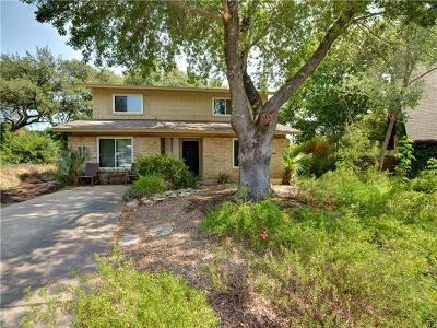 Travis County Single Family Home For Sale: 3200 Overcup Oak Dr