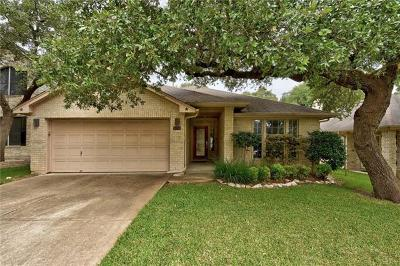 Travis County Single Family Home Pending - Taking Backups: 9200 Sommerland Way