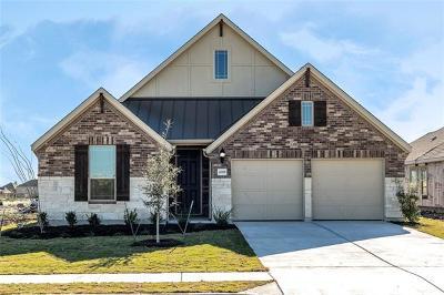 Pflugerville Single Family Home For Sale: 4009 Eland Dr