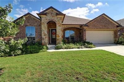 Pflugerville Single Family Home For Sale: 18333 Bassano Ave