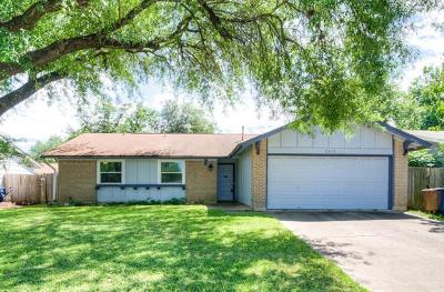 Single Family Home For Sale: 2513 Carlow Dr