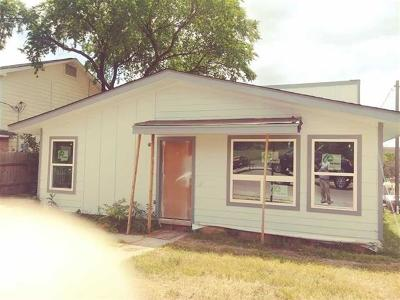 Austin Single Family Home Pending - Taking Backups: 1001 Olive St