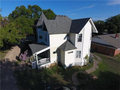 Salado Single Family Home For Sale: 401 N Main St