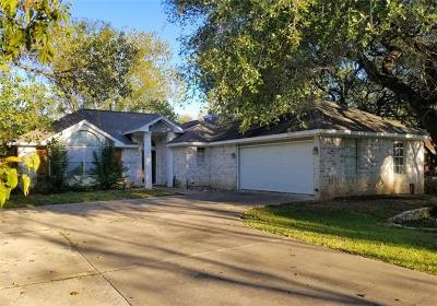 Cedar Park Single Family Home Pending - Taking Backups: 608 Post Oak Cir