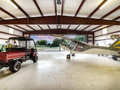 Burnet Single Family Home For Sale: 1417 County Road 200a