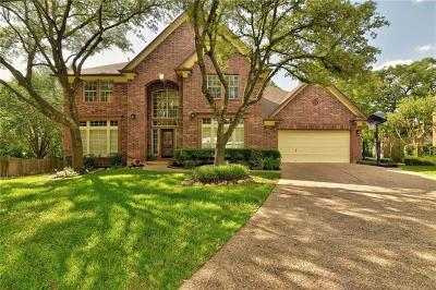Austin Single Family Home Pending - Taking Backups: 10501 Crow Wing Cv