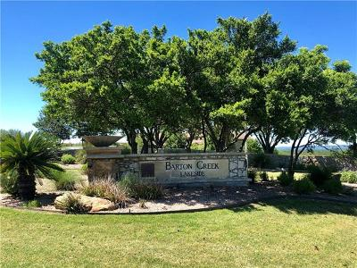 Spicewood Residential Lots & Land For Sale: 26500 Lauren Ct