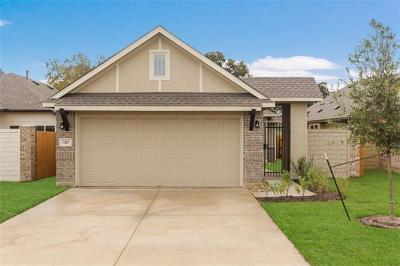Bastrop County Single Family Home For Sale: 110 Trailstone Dr