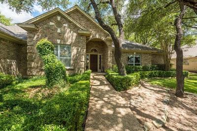 Travis County Single Family Home For Sale: 112 Clubhouse Dr