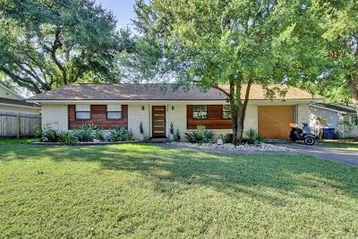 Austin TX Single Family Home Pending - Taking Backups: $299,900