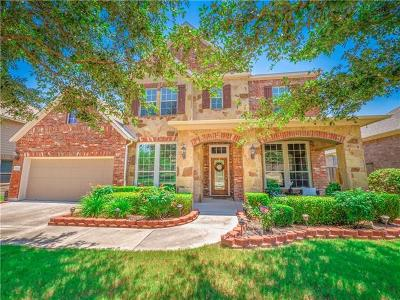 Travis County, Williamson County Single Family Home For Sale: 2809 Saint Frances Ct