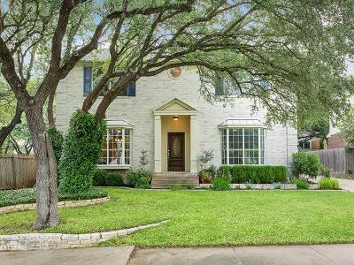 Austin Single Family Home For Sale: 3905 Caney Creek Rd
