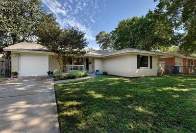 Austin Single Family Home For Sale: 2112 Lanier Dr