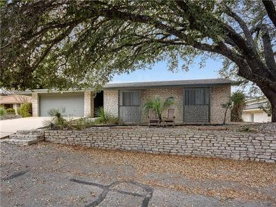 Burnet County Single Family Home For Sale: 427 Coventry Rd