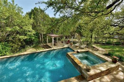 Austin Single Family Home For Sale: 7216 Oak Shores Dr