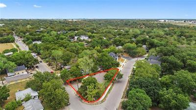 Austin Single Family Home For Sale: 1001 Lott Ave