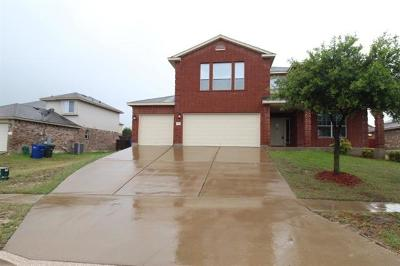 Coryell County Single Family Home For Sale: 2301 Griffin Dr