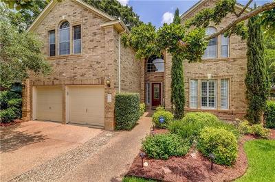 Austin Single Family Home Pending - Taking Backups: 16711 Morgan Hill Trl
