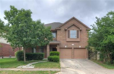 Hays County, Travis County, Williamson County Single Family Home For Sale: 10300 Snapdragon Dr