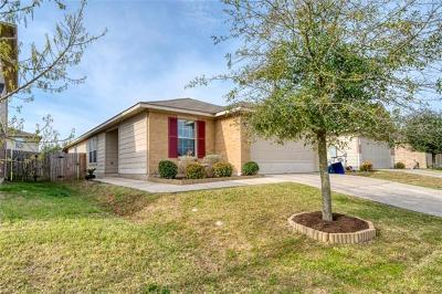 Manchaca Single Family Home For Sale: 145 Grazing Horse Ln