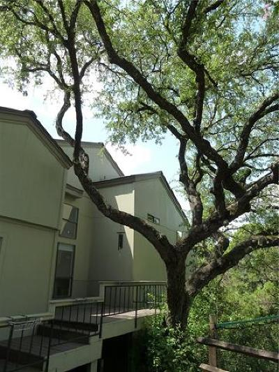 Austin Condo/Townhouse For Sale: 1821 Westlake Dr #111