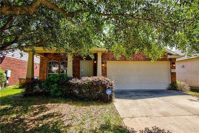 Austin Single Family Home For Sale: 11009 Gerald Allen Loop
