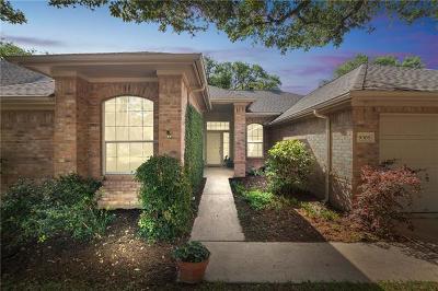 Austin Single Family Home Pending - Taking Backups: 9305 Donner Ln
