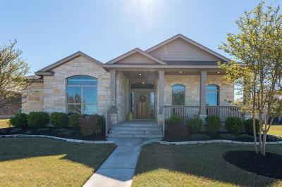 Pflugerville Single Family Home For Sale: 1216 Kingston Lacy Blvd