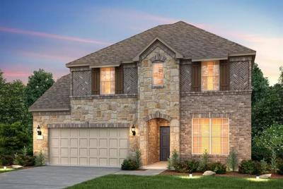 Pflugerville Single Family Home For Sale: 3623 Thunian Pass