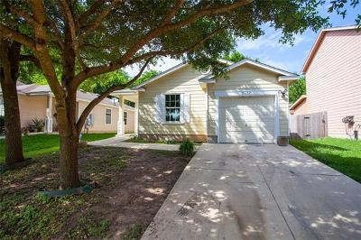 Austin Single Family Home For Sale: 2012 Nogales Trl