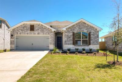 Georgetown Single Family Home For Sale: 5433 Vanner Path