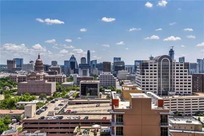 Austin Condo/Townhouse For Sale: 1801 Lavaca St #2K