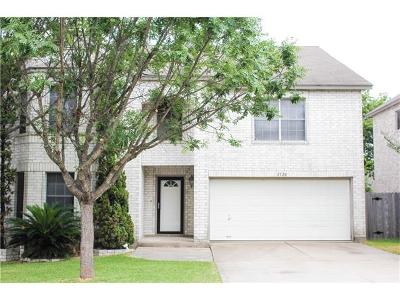 Travis County Single Family Home For Sale: 2120 Ravenscroft Dr