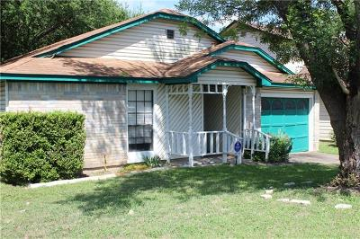 Austin Single Family Home For Sale: 11832 Shropshire Blvd
