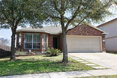 Hutto Single Family Home For Sale: 203 Altamont St