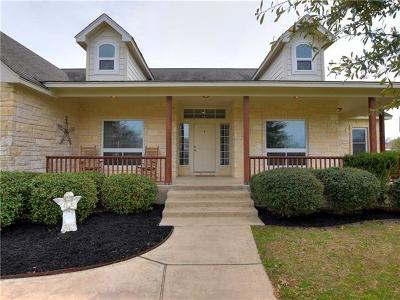 Hutto Single Family Home For Sale: 412 Rio Grande Ave